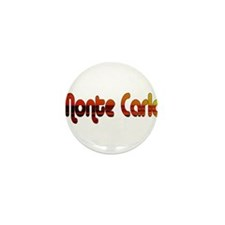 Monte Carlo Sunset Type Mini Button (10 pack)