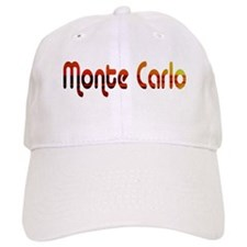 Monte Carlo Sunset Type (Dark Baseball Cap