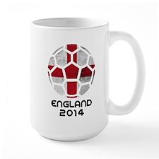 England World Cup 2014 Mug