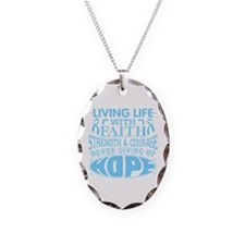 Prostate Cancer Faith Necklace