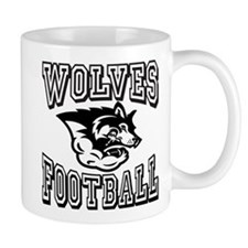 Wolves Football Mugs