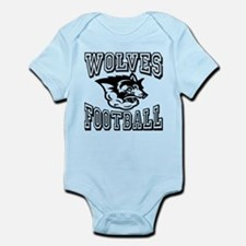 Wolves Football Body Suit