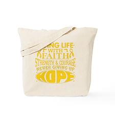 Neuroblastoma Faith Tote Bag
