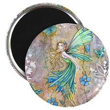 Enchanted Garden Fairy Fantasy Art Magnets