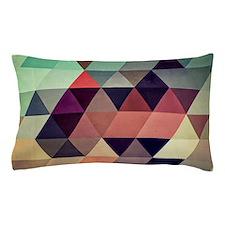 Cool Geometric Pillow Case