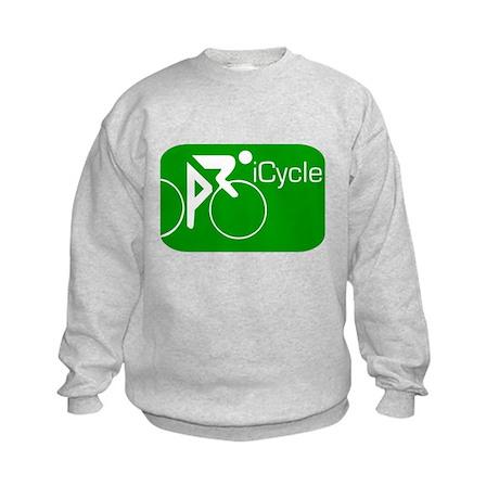 CYCLING SHIRT T-SHIRT bicycle Kids Sweatshirt