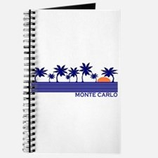 Monte Carlo Blue Sunset Journal