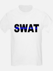 Blue Line SWAT T-Shirt