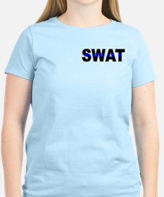 Blue Line SWAT T-Shirt