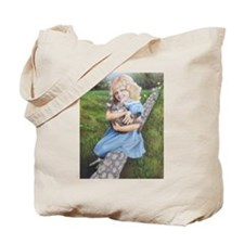 Sammy's Girl Tote Bag