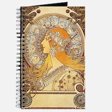Alphonse Mucha - Zodiac Journal