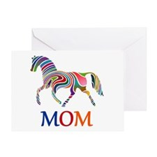 Horse Mothers Day Greeting Cards