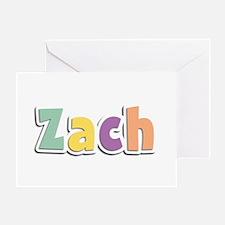 Zach Spring14 Greeting Card