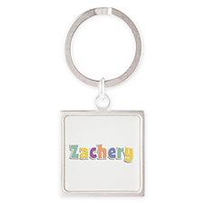 Zachery Spring14 Square Keychain