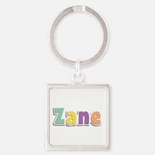 Zane Spring14 Square Keychain