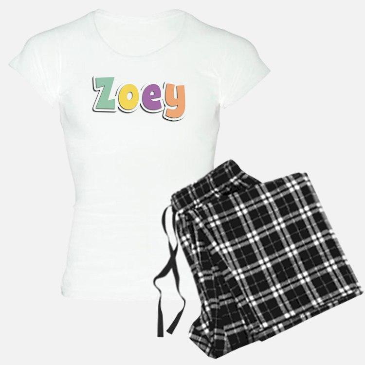 Zoey Spring14 Pajamas