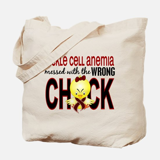 Sickle Cell Anemia Wrong Chick 1 Tote Bag