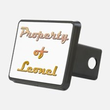 Property Of Leonel Male Hitch Cover