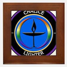 Funny Chalice Framed Tile