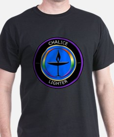 Unique Rainbow chalice T-Shirt