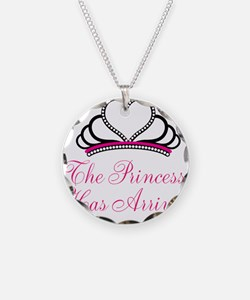 The Princess Has Arrived Necklace