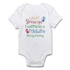 Midwife Like Mommy Onesie