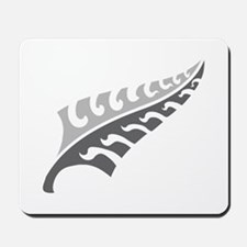 Tattoo silver fern (New Zealand kiwi emblem) Mouse