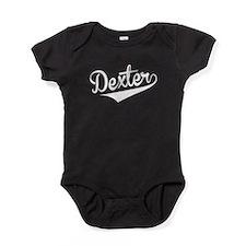 Dexter, Retro, Baby Bodysuit