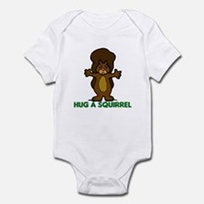 Hug a Squirrel Infant Bodysuit