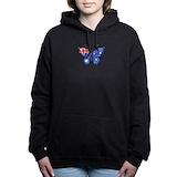 Australia hoodie Women's hooded sweatshirt
