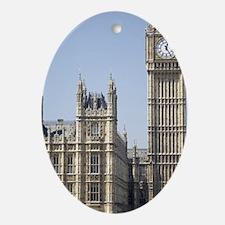 BIG BEN Ornament (Oval)