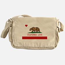 California Love Messenger Bag