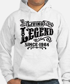Living Legend Since 1964 Jumper Hoody