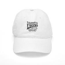 Living Legend Since 1974 Baseball Cap