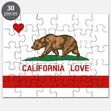Unique California state Puzzle
