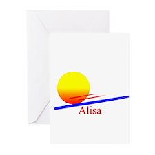 Alisa Greeting Cards (Pk of 10)