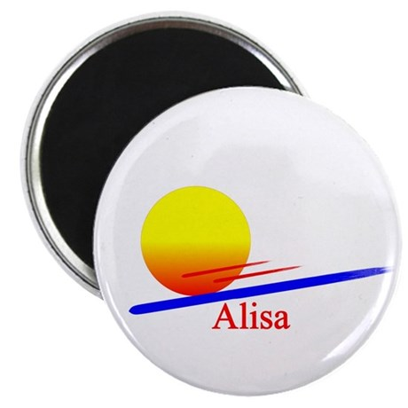 "Alisa 2.25"" Magnet (10 pack)"