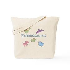 Ethanosaurus Tote Bag