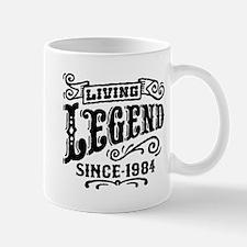 Living Legend Since 1984 Mug