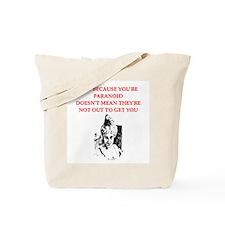psychology Tote Bag