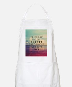 Inspirational Quote  Apron