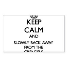 Keep calm and slowly back away from Grendels Stick