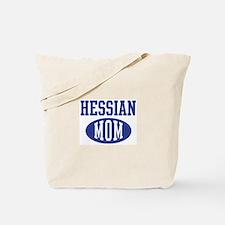 Hessian mom Tote Bag