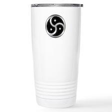 BDSM triskelion Travel Mug