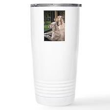 English Setter Puppies.JPG Travel Mug