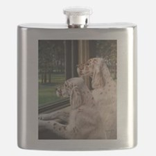 English Setter Puppies.JPG Flask