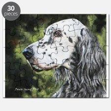 English Setter by Dawn Secord.jpg Puzzle