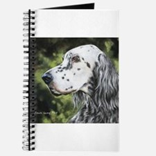 English Setter by Dawn Secord.jpg Journal