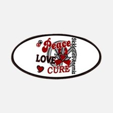 Sickle Cell Anemia PeaceLoveCure2 Patches