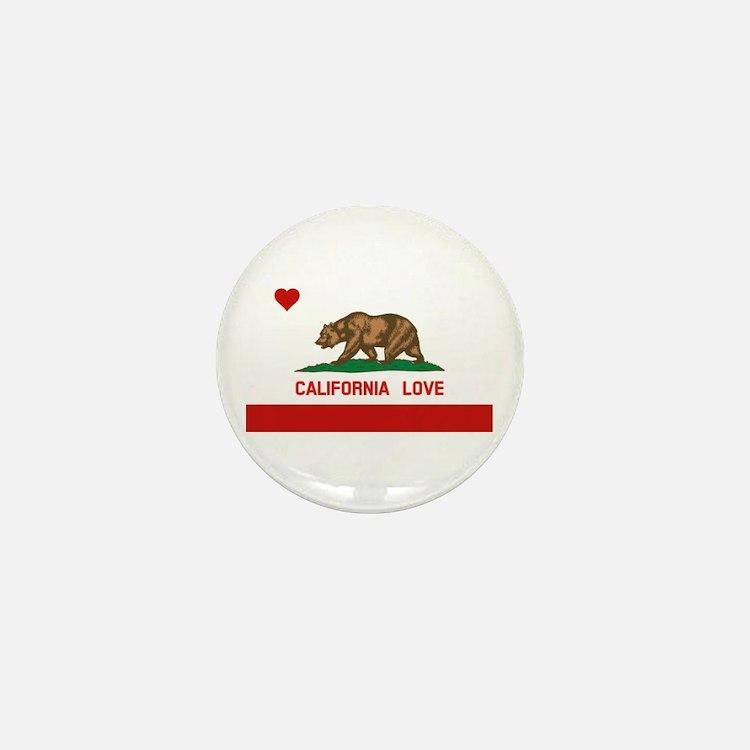 California Love Mini Button